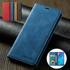Flip Case for Huawei P30 Pro P20 Lite Mate 20 Leather Wallet Stand Phone Cover