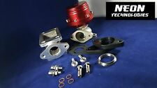 External Wastegate 38mm + T3 Turbo Exhaust Adapter *Includes 8psi &14psi Springs