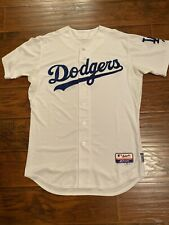 New listing Dodgers authentic Home White jersey. Size 44