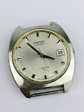 Vintage Seiko Automatic 7005 8042 1970s Working Watch Lacking Strap (B91)