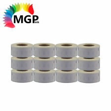 12 Compatible for Dymo / Seiko 11352 Label 25mm x 54mm Labelwriter450/450Turbo