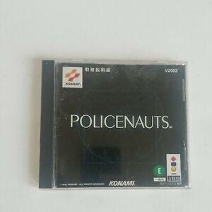 Policenauts Pilot Disk 3DO Japan import US Seller Free shipping
