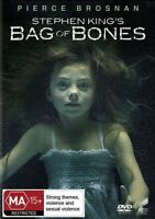 Bag Of Bones NEW DVD (Region 4 Australia) Pierce Brosnan Stephen King