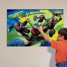 Teenage Mutant Ninja Turtles Chicos Superhéroe Cumpleaños Pin La Máscara Fiesta Juego