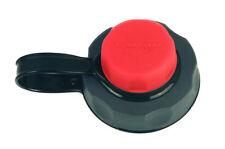 Humangear capCAP Red & Black 2-in-1 Cap for Water Bottles Nalgene Camelback New