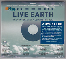 Live Earth - Concerts For A Climate In Crisis (CD /DVD)
