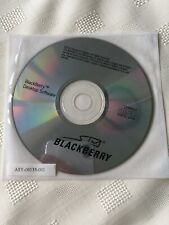 Blackberry Desktop Software On CD