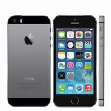 Original Apple iPhone 5S Mobile SmartPhone GSM Factory Unlocked 16GB Black
