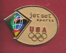 2000 Jet Set Sports Team USA Olympic Rotating Pin Sydney