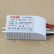 Ac 220 240v Electronic Transformer Power Supply Driver For String Led 50 80pcs