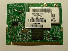 Ordinateur PORTABLE HP WIFI BCM94318MPG 392591-002 394462-001 377325