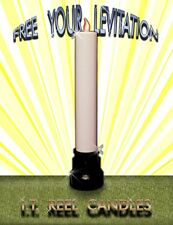 ITR Levitation Candles - Magic Trick - Brand New!