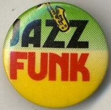Jazz Funk Badge Button #1ADVEST