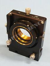 """Newport LP-2A Five-Axis Lens Positioner / Mount for 2"""" Optics"""