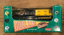 Pittsburgh Steelers Goal Line Classic 1955 Chevy Truck 1:24 Diecast Metal Bank