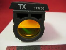 Leica Dmr Deutschland 513802 Filter Tx Fluoreszierend Optik Mikroskop Teil