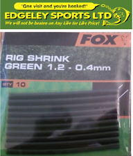 Fox Rig Shrink Tube Clear 1.2 - 0.4mm