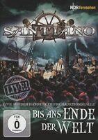 SANTIANO - BIS ANS ENDE DER WELT-LIVE DVD  NEU