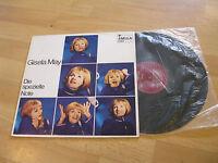 LP Gisela May Die spezielle Note Vinyl AMIGA DDR 8 55 183 Für Dich