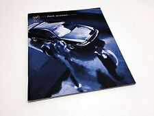 1999 Buick Park Avenue Brochure USA