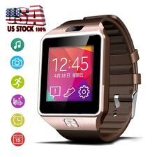 Bluetooth Smart Watch Sim Gsm Unlocked Watch for Samsung Note 10 9 8 S10 S9 S8 +