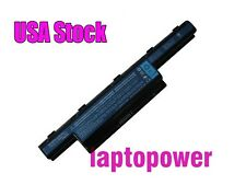 6Cell Battery For Acer Aspire 7551 5742Z 5749 5750 5750G 5755 AS10D56 US AS10D3E