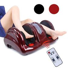 Electric Foot Massager Shiatsu Kneading Rolling Machine Calf Leg Pain Relief