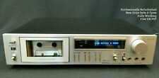 Pioneer CT-300 Blue Line WORKING & REFURBISHED Vintage Cassette Tape Deck HiFi