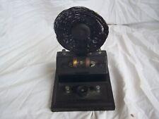 More details for brownie no2 crystal set with rare original bbc coil. circa 1924