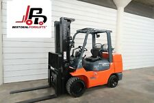 New listing  4) Refurbished 2013 Toyota 7Fgcu45 Lpg Forklifts: 10,000Lb Cap. 2200-4200 Hours!