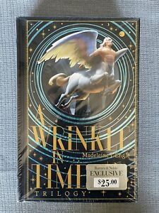 A Wrinkle In Time Trilogy By Madeleine L'Engle, Barnes & Noble Exclusive Edition