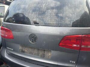 2013 VW Touran Rear Tailgate Door Breaking Full Car