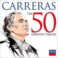 50 Greatest Tracks - Carreras Jose 2 CD Set Sealed ! New !
