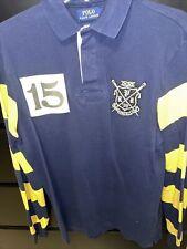 polo ralph lauren rugby long sleeve
