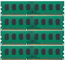 32GB (4x8GB) Memory DDR3-1600MHz PC3-12800 DIMM For HP Compaq Pro 6305 By RK