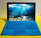 Microsoft Surface Pro 5 12.3 Model 1796 2.6ghz I5 8gb 256gb Ssd - Nice