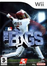 The Bigs Wii (Nintendo Wii) - Free Postage - UK Seller