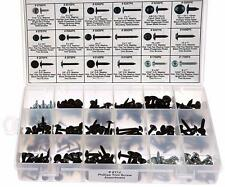 255 piece Phillips Trim Screw assortment 18 different sizes 8112 FREE ship
