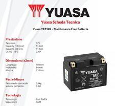 Yuasa TTZ14S