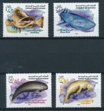 [326936] UAE 2004 Fauna Marine good Set very fine MNH Stamps