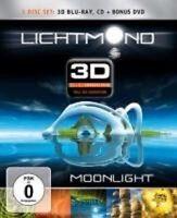 LICHTMOND - MOONLIGHT (SPECIAL 3 DISC EDITION)  2 BLU-RAY+CD NEW+