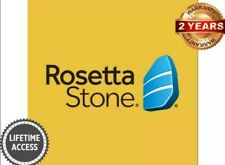 Rosetta Stone Lifetime Premium App Unlocked for ANRDOID Only - All 24 Languages