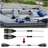 Kayak Canoe Paddle Heavy Duty Boat Fitting Oar Tube Aluminium Alloy Board