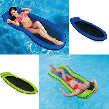 Intex Inflatable Mesh Mat Beach Pool Lounger Lilo Float Floating Sunbed Mattress