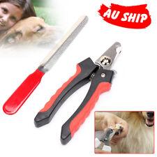 Pet Dog Heavy Duty Nail Clipper Cutter Scissors Rabbit Toe Claw Paw Groomin L