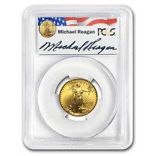 1993 1/4 oz Gold American Eagle MS-69 PCGS