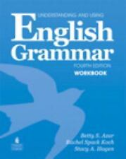 Understanding and Using English Grammar Workbook (full Edition)-ExLibrary