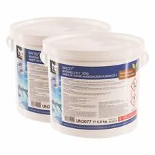 20 kg (4 x 5 kg) Multitabs 200g 5in1 Multifunktion Chlor Tabletten Poolpflege