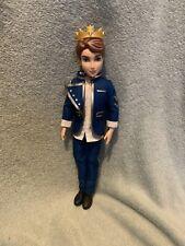 Disney - The Descendants - **rare** Prince Ben Doll - Auradon Prep