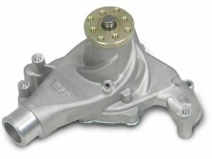 For 1971-1972, 1977 Pontiac Ventura Water Pump Weiand 75144MX